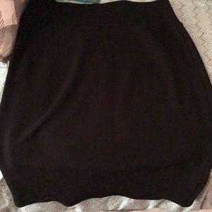 Black size medium pencil skirt from LuLaRoe